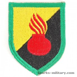 8904th Civilian Support Group, Maintenance Labor Service Patch in Color, old German Made