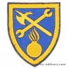 6930th Civilian Support Center, Maintenance Labor Service Patch in Farbe, old German Made