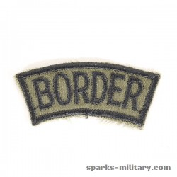 Border Tab 2nd ACR Armored Cavalry Regiment in green