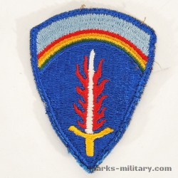 US Army USAREUR Patch color Abzeichen