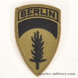 US Army Berlin Unit Patch Subdued Patch Abzeichen