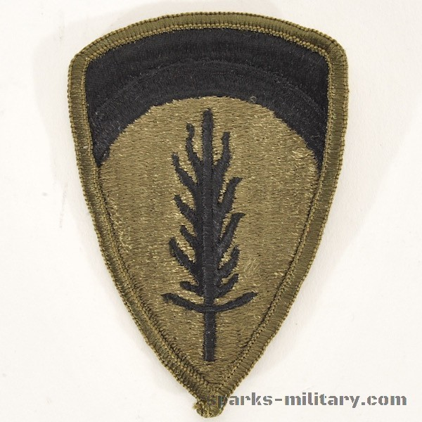 US Army USAREUR Patch Subdued Abzeichen