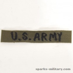 US Army Tab Incountry Made Vietnam