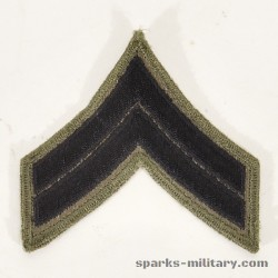 US Army Cut Edge Rangabzeichen Corporal Subdued