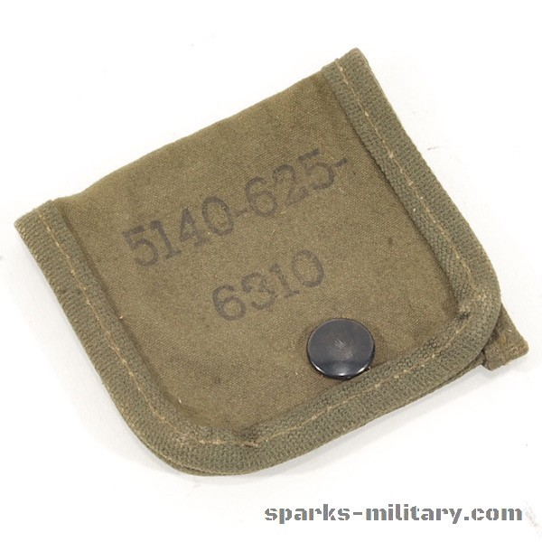 WWII Roll, Tool, Gunners 5140-625-6310 Canvas