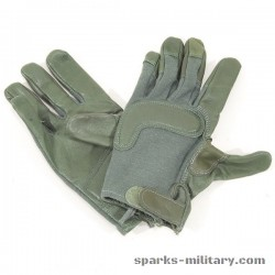 Official US Army Combat Gloves CG 400B , Sage Green