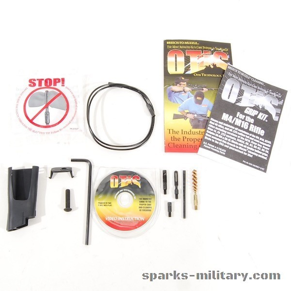 OTIS US Military Grip Kit M16 Weapon Cleaning Kit 5,56mm Cal 223