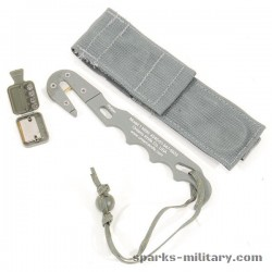 Ontario Model 1 Rescue Hook Strap Cutter Foliage green