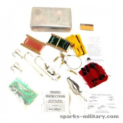 US Military Fishing Kit, Survival