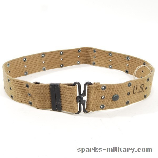 US Army WWII M-1936 Pistol Belt