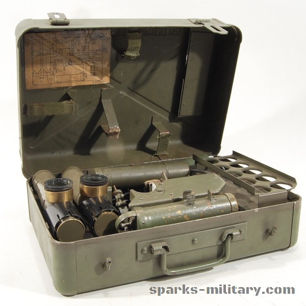 M21 Chest Lightning Equipment for mortars and towed howitzers