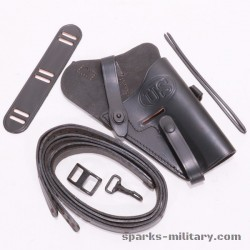 US Army M7/M9 Shoulder Holster Leather black