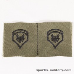 US Army Rank SPEC 5, German Made