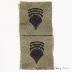 US Army Rank SPEC 7, German Made