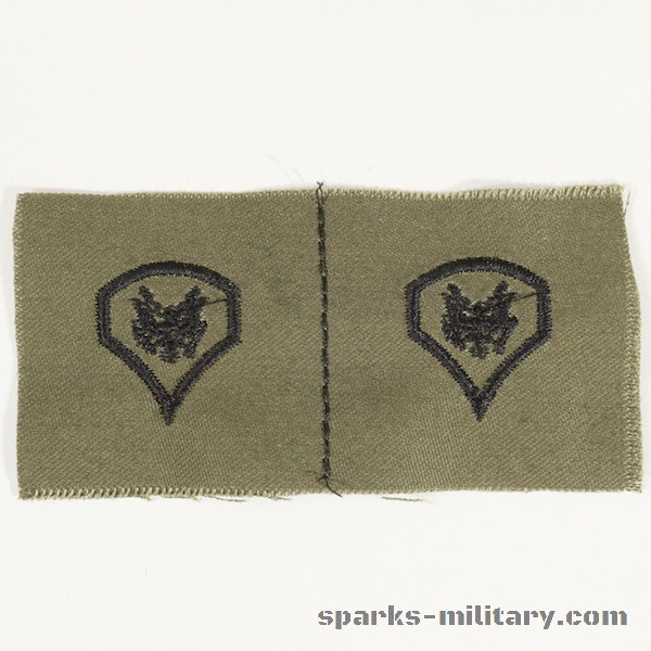 US Army Rank SPEC 4, German Made