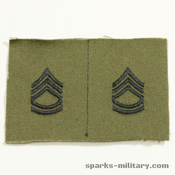 US Army Rank Sergeant First Class
