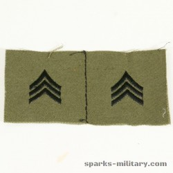 US Army Rank Sergeant