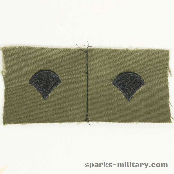 US Army Rank Specialist