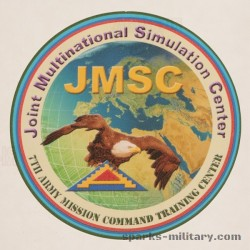 Bumper Sticker JMSC