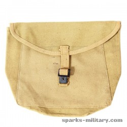 WWII Era US Army M1928 Haversack Meat Can Pouch British Made