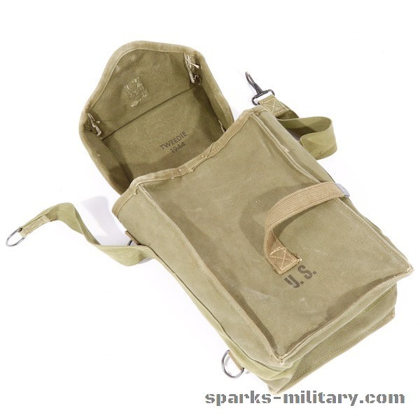 Wwii Pocket Ammunition Bag Carrying Ammunition M1 M 1 Carbine