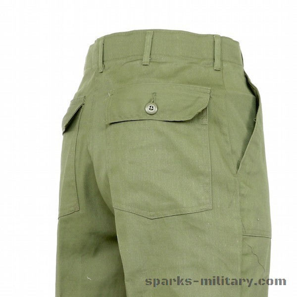 Og 507 Trousers Man S Untility Polyester Cotton