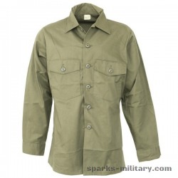 OG-507 Shirt, Man's, Untility, Polyester/Cotton