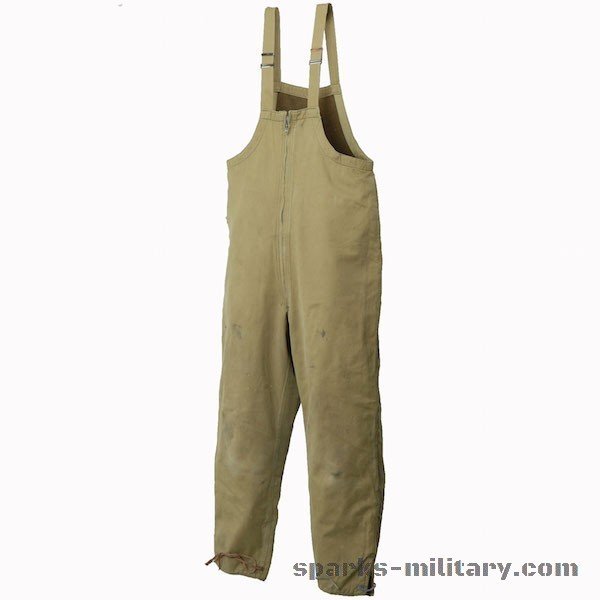 WWII Tank Trousers Winter