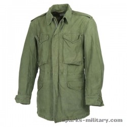M-1951 Field Jacket OG-107 Size: Small Long