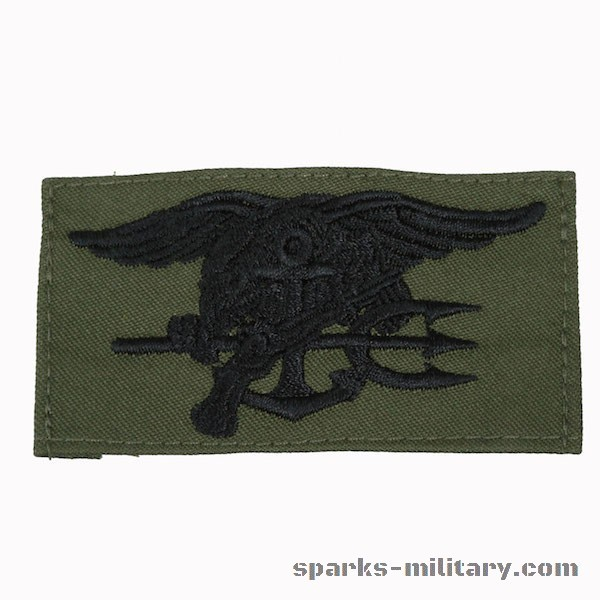 US Navy Seals Badge