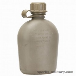 1970 Dated 1 Quart Plastic Canteen
