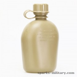 1973 Dated 1 Quart Plastic Canteen