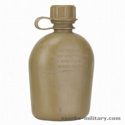 1976 Dated 1 Quart Plastic Canteen