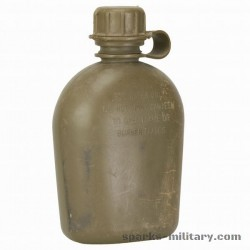 1966 Dated 1 Quart Plastic Canteen