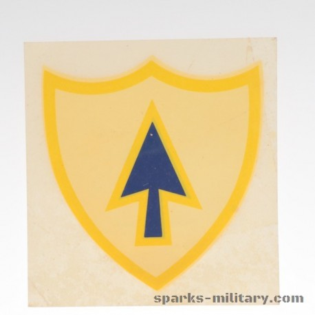 26th Infantry Regiment decal sticker