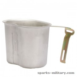 Vietnam War Era US Military Canteen Cup