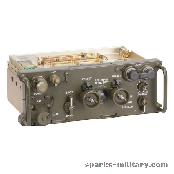 AN/PRC-77 RT-841 Radio Receiver Transmitter exclusive by ...  AN/PRC-77 RT-84...