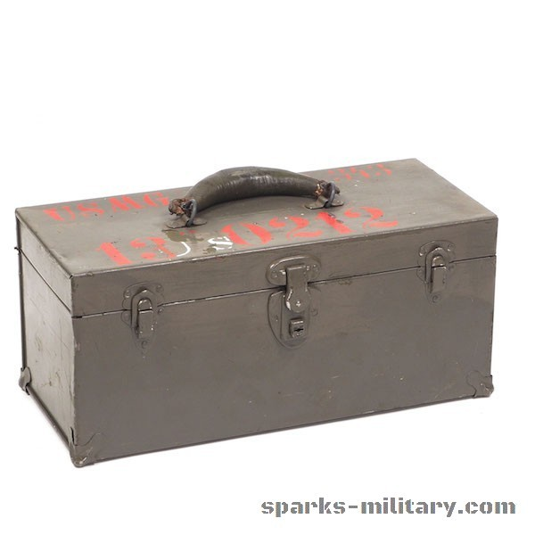 m5 chest steel for 30 cal and 50 cal machine gun. Black Bedroom Furniture Sets. Home Design Ideas