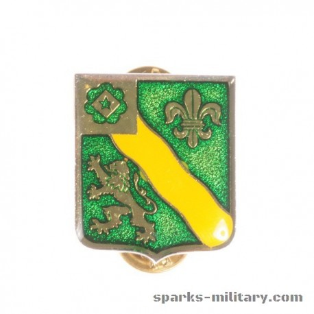 63rd Armor Regiment Unit Crest, german made