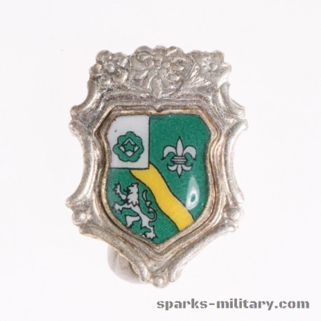 63rd Armor Regiment Unit Pin, german made