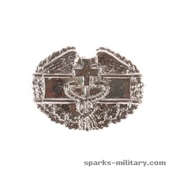 Combat Medical Badge Silver, german made