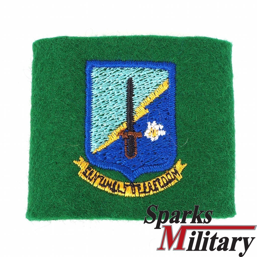 320th Army Security Agency Battalion Schulterabzeichen
