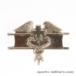Expert Field Medical Badge Silver