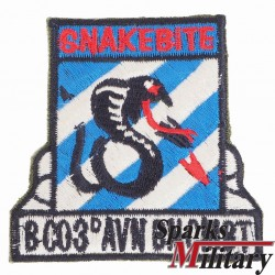 B Co. 3rd Aviation Battalion Combat 3rd Infantry Division