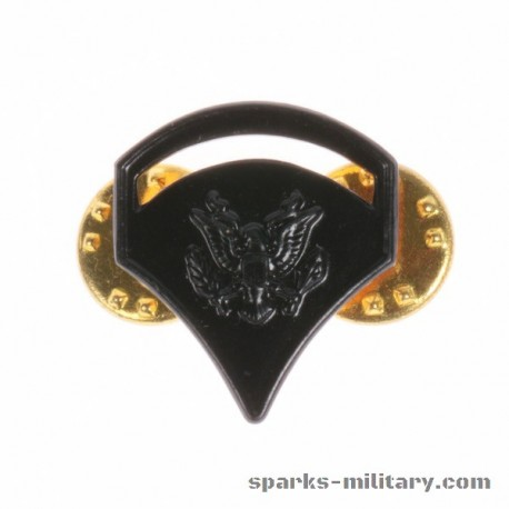 US Army Rank SPEC 5 Pin, German Made