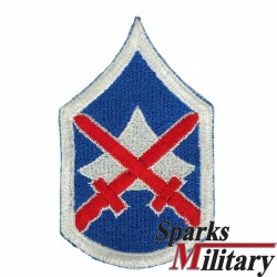 10th Mountain Division NCO Academy Patch