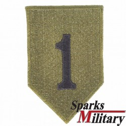 1st Infantry Division Unit Patch