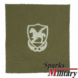 10th Special Forces Unit Crest Cloth