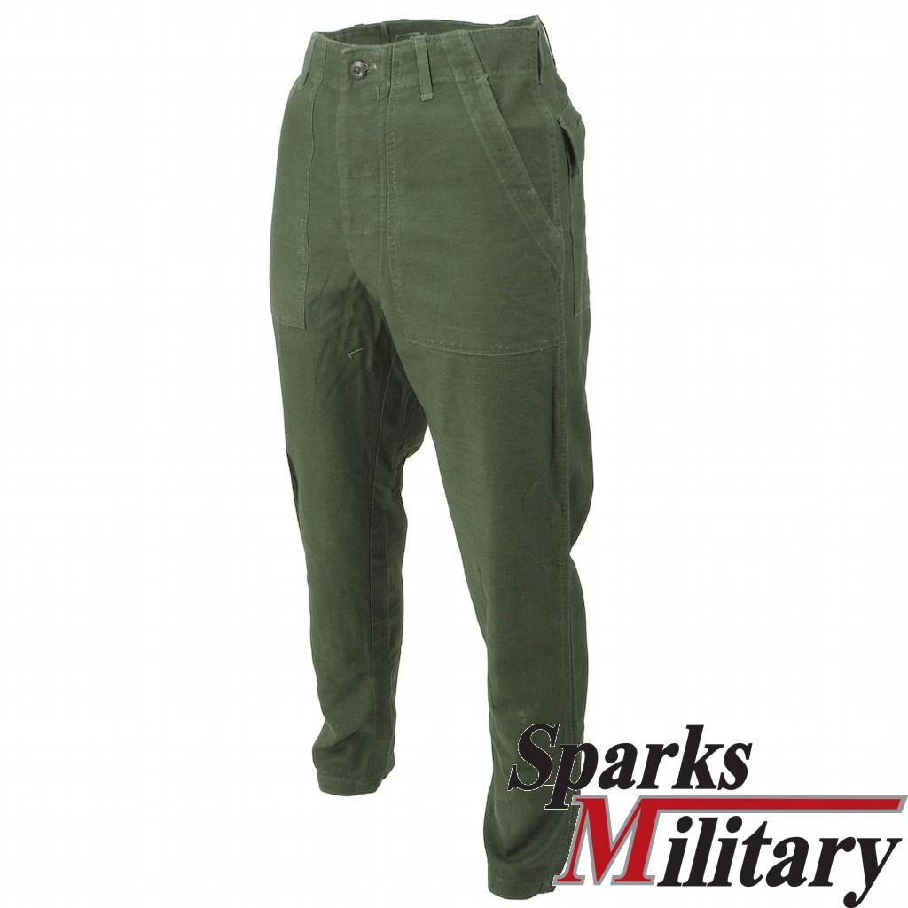 OG-107 Trousers Sateen Size: 34x33