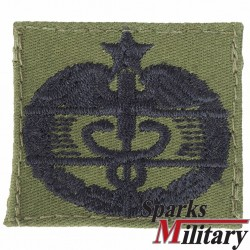 Combat Medical Badge 2nd Award